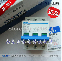 Wholesale CHINT NH2 A P isolat Switch Disconnector Modular asics INT125