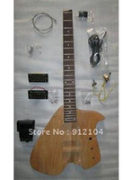 Wholesale SPECIAL SHAPED UNFINISHED ELECTRIC GUITAR