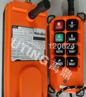 Wholesale 8 F21 E1B industrial remote controller Hoist remote control lift crane switch transmitter receiver AC DC18 V AC DC V