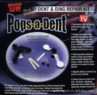 Wholesale Pops a Dent Car Dent Repair Removal Tool Car Paint Kit Dent Glue Gun With OPP BAG