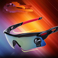 Wholesale Wind Resistant Goggles Sunglasses Night Vision Motorcycle Cycling GR BK Color
