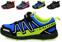 Children's Athletic Shoes - New arrival Salomon Child Sport Shoes Boys and Girls Sneakers Casual Athletic Shoes Children s Running Shoes for Kids PAIRS