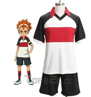 Wholesale Inazuma Eleven Go Anime Cosplay Footbal Jersey