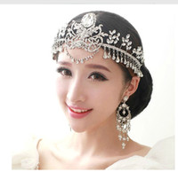 Cheap Barrettes & Clips HairClipsBarrettes Best Women's Alloy BridalFascinator