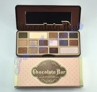 hot plate - HOT Makeup Chocolate Bar Eyeshadow Palette Color Eye Shadow plates gift