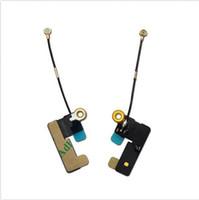 achat en gros de signal de réseau iphone-Original Wifi Antenne sans fil signal Ruban Flex Cable Network Pièces de rechange pour Apple iPhone 5 5G iphone5