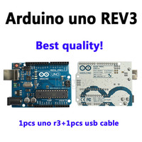 Wholesale Freeshipping UNO R3 MEGA328P ATMEGA16U2 for Arduino Compatible