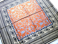 Wholesale 2014 Fashion Mulberry Silk Manual Edge Silk Twill Women Scarf Infinity Square Shawl For Gift