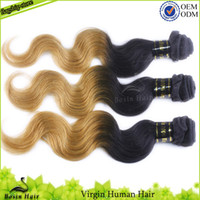 Wholesale Cheap Ombre Hair Extensions Two Tone Ombre Hair 1B...