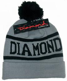 Wholesale 2014 New Fashion Bigbang GD Diamond Supply Beanie Winter Hat Beanie Wasted Beanie Supply Beanies Brand Snapback Caps