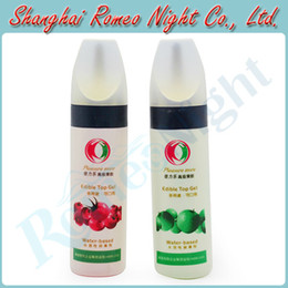 Wholesale Flavored Jelly Oral amp Body Massager Lubricant Love Sex Toys Cream Lubricants Audlt Products