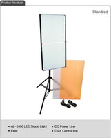 Wholesale AL LED video studio light Top Lighting dimmable flicker free