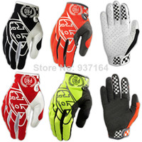 Wholesale New Troy Lee Designs SE Pro Glove Motocross MTB BMX DH Racing Bike Gloves Bicycle Cycling Mountain Motorcycle Motocicleta
