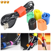 Wholesale Golden Delicious Shanghai shipping installed computer cable management with cable management with cable tie bundles of wire free sh