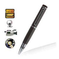 16G 1 year warranty CE / FCC Full HD 1080P 5,000,000 Pixel CMOS Sensor Digital Spy Pen Camera Hidden pinhole DVR Camcorder Video Recorder SPC_415