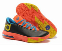 kevin durant shoes - New Men Sports Shoes Zoom KD Basketball Shoes Mens Basketball Boots Cheap Basketball Shoes KD VI SUPREME KD6 Sports Shoes Kevin Durant Shoes