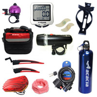 Wholesale acacia Akai fast riding equipment essential cycling accessories spree Kit Deluxe Edition