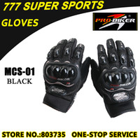 Wholesale Hot Sales Knight Motorcycle Full Finger Gloves Moto Bicycle Cycling Racing Guantes Accessories amp Parts