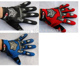 Wholesale new2014 FOX racing Motorcycle Gloves free size fox Gloves breathe freely glove Cycling sports glove Motor protective accessories