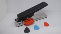Wholesale Square stainless iron Guitar picks self restraint guitar picks paddles guitar pick cutter PickMaster Pick Punch Guitar Plectrum Cutter