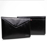 Wholesale Classic Genuine Leather Case Sleeve Pouch For Microsoft Surface Pro