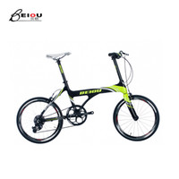 Wholesale beiou Wuppertal RVs carbon fiber bmx bike inch speed groupset special BO CB002