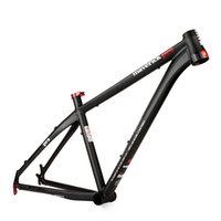 Road Bikes Aluminum Below 150cm 14 cool new NONO MVK pro lightweight hydraulic wholly shaped mountain bicycle frame ultralight aircraft 1.5KG