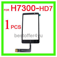 Yes h7300 - New Capacitive touch screen Digitizer for hero H7300 changjiang HD7 android G cellphone Mini order WITH TRACKING NO