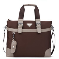 Wholesale 2013 stylish handbag fashion designer messenegr bag oxford one shoulder bag brand name laptop bag B54