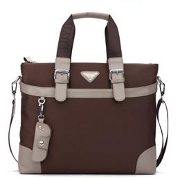 Wholesale 2013 stylish handbag fashion designer messenegr bag oxford one shoulder bag brand name laptop bag B54
