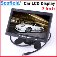 7.0 inch - 7 Inch TFT Color Video Input RGB LCD Display Monitor Car DVD Players LCD Monitor for Car Reverse Camera