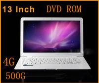 Wholesale quot Laptop Notebook Computer D425 GB DDR GB White Black Color