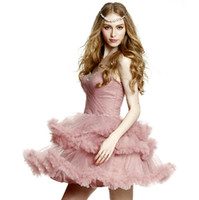 semi formal dress - Pale Pink Homecoming Dresses Soft Tulle Short Homecoming Dresses Beaded Dresses For Homecoming Sweetheart Dress Cheap Semi Formal Dress