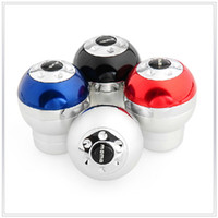 aluminium shift knobs - Universal Aluminium Alloy Globular Manual Gear Shift Knob Colors