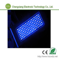 Wholesale 120W X12 LED Aquaium Light coral reef lighting fish tank lighting
