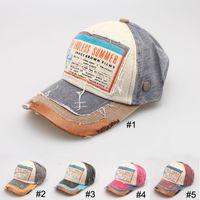 Wholesale New Fashion Men Women Caps Baseball Hats Vintage Rivet Hip hop Punk Snapback Hat MZ