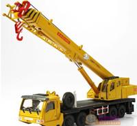 Wholesale Enlighten Child DIY Educational City Building Crane Compatible With LegoAssembles Particles Block Toy