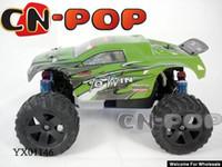 Wholesale Nitro gas Truck RC car WD Radio Remote Control car toy