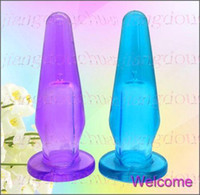 Butt Plugs Unisex Silicone Small Size mini finger Anal Dildo Butt Plug Sex Toy