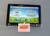 Wholesale 5pcs New Arrival GB Inch Touch Screen High Deifnition MP5 Player provide2GB GB GB GB