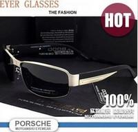Wholesale High quality fashion polarized sunglasses brand designer men sunglasses driver glasses climbing fishing glasses