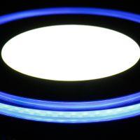 yes 85-265V IP20 Cheapest 10W 15W Round Acrylic LED Panel Light Energy Saving Brigeaht LED Recessed Panel Down Light Warm White Cool White DHL Digitalfamily