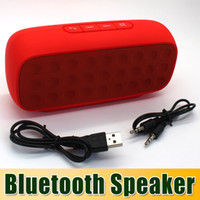 Cheap Hi Fi A21 Portable stereo bluetooth speaker mini super bass outdoor subwoofer Wireless mp3 loudspeakers boombox & FM radio for iphone hk pos