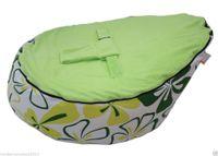 Wholesale hot sale pattern base baby seat retail baby bed baby seat bean bag baby bean bag