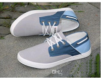 Wholesale Brand New Korean Sneakers for men s Flats Casual Canvas Shoes Espadrilles men s sneakers sports running shoes Zapatos hombre