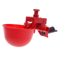 Wholesale New Handy Chicken Poultry Chick Fowl Watering Cup Feed Bird Coop Pigeon Hen Drinker