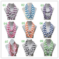Wholesale Hot Colors Printing Jersey Cotton Knit Neckerchief Jersey Soft Scarf