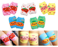 Wholesale 5pairs Hot Sale Baby Infant Knee Pads Children s elbow Protector