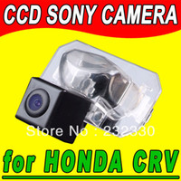 Parking Assistance Yes Navinio For Sony CCD Honda CRV Car Rear View Parking Reverse Back Up Color Cam Camera HD Sensor Security System Kit for GPS