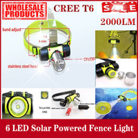 Wholesale xm l lumens xml t6 led waterproof m swimming underwater diving dive headlamp headlight head torch light lamp free ship